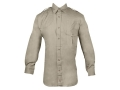 Product detail of Boyt Shumba Shell Loop Safari Shirt Long Sleeve Cotton Poplin