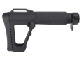 "Product detail of ACE M4 SOCOM Gen 4 Buttstock 5-Position Collapsible 7-1/2"" to 9-1/2"" AR-15, LR-308 Aluminum Black"