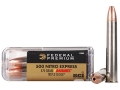 Federal Premium Cape-Shok Ammunition 500 Nitro Express 3&quot; 570 Grain Barnes Triple-Shock X Bullet Box of 20