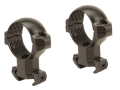 Millett 30mm Angle-Loc Windage Adjustable Ring Mounts Tikka Matte High