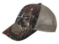 Product detail of Tink's Mesh Logo Camo Cap Cotton Polyester Blend Realtree AP Camo