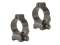 "Talley 1"" Quick Detachable Scope Rings With Lever Matte Medium"