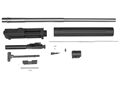 "DPMS LR-308 Unassembled Upper Receiver Kit 308 Winchester 24"" 416 Stainless Steel Bull Barrel with Flat Top Upper Receiver Rifle Length Free Float Hanguard"