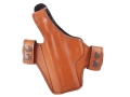 Bianchi Allusion Series 130 Classified Outside the Waistband Holster Left Hand Smith & Wesson M&P 9mm or 40 S&W Leather Tan