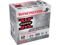 Winchester Super-X Heavy Game Load Ammunition 12 Gauge 2-3/4&quot; 1-1/8 oz #4 Shot