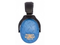 Product detail of Pro Ears ReVO Earmuffs (NRR 26 dB) Blue Diamond Plate