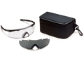 Smith Optics Elite Aegis ARC Compact Eyeshields Clear and Gray Lens