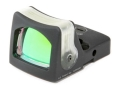 Product detail of Trijicon RMR Reflex Red Dot Sight Dual-Illuminated 13 MOA Amber Dot Matte