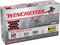 Winchester Super-X Ammunition 12 Gauge 2-3/4&quot; 1 oz BRI Sabot Slug Box of 5