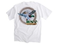 Product detail of RNT Men's Duck T-Shirt Short Sleeve Cotton