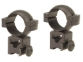 Product detail of Barska 1&quot; Rings 22 Rimfire and Airgun Matte High