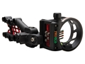 "TRUGLO Carbon Hybrid 5 Pin Bow Sight .019"" Diameter Pins Black"
