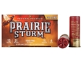 "Federal Premium Prairie Storm Ammunition 12 Gauge 2-3/4"" 1-1/4 oz #6 Plated Shot Box of 25"