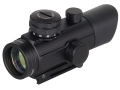 Product detail of Weaver Red Dot Sight 30mm Tube 1x Red and Green 4-Pattern Reticle (Micro Dot, Dot, Circle, Circle with Dot) with Integral Weaver-Style Base Matte