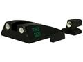Meprolight Tru-Dot Sight Set S&W 1911 Government Steel Blue Tritium Green
