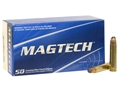 Magtech Sport Ammunition 30 Carbine 110 Grain Soft Point Box of 50