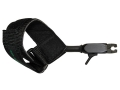 Tru-Fire Patriot Junior Youth Bow Release Velcro Wrist Strap Black