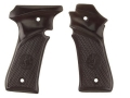 Vintage Gun Grips Llama 380 ACP Polymer Black