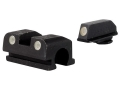 Meprolight Tru-Dot Sight Set Walther P99 Full Size Steel Blue Tritium Green