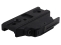 Bobro Quick-Detachable Aimpoint CompM4/M4S Mount Picatinny-Style Matte