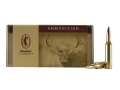 Nosler Custom Ammunition 260 Remington 125 Grain Partition Spitzer Box of 20