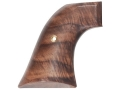Hogue Cowboy Grips Ruger Blackhawk, Single Six, Vaquero Walnut