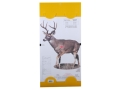 EZ Target Deer Replacement Pad Target 14&quot; x 18&quot; Paper Package of 15