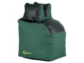 Caldwell Universal Deluxe Shoulder Saver Magnum Rear Shooting Rest Bag Nylon and Leather Unfilled