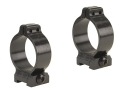 Talley 30mm Quick Detachable Scope Rings With Screw Lock Matte Low