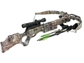 Excalibur Equinox Crossbow Package with Vari-Zone Lite-Stuff Scope Realtree Xtra Camo
