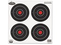 "Birchwood Casey Dirty Bird 6"" Bullseye Targetss Package of 12"