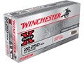 Winchester Super-X Ammunition 22-250 Remington 55 Grain Pointed Soft Point Box of 20