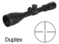 Product detail of Sightron SII Big Sky Rifle Scope 4.5-14x 42mm Adjustable Objective Duplex Reticle Matte