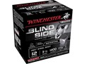"Winchester Blind Side Ammunition 12 Gauge 3-1/2"" 1-5/8 oz #1 Non-Toxic Steel Shot Box of 25"
