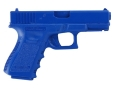 Product detail of BlueGuns Firearm Simulator Glock 19, 23, 32 Polyurethane Blue
