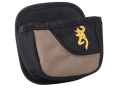 Browning Cimmaron Shell Box Carrier with Metal Clip Nylon Black