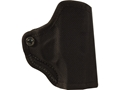 DeSantis Nylon Mini-Scabbard Belt Holster S&W M&P Shield Nylon Black