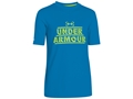Under Armour Youth ISO-Chill Element Short Sleeve T-Shirt Synthetic Blend