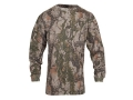 Natural Gear Men's T-Shirt Long Sleeve Cotton Natural Gear SC2 Camo Medium 38-40