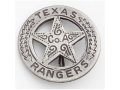 Collector&#39;s Armoury Replica Old West Railroad Deluxe Texas Ranger Badge