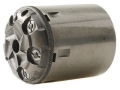 Howell&#39;s Old West Conversions Drop-In Conversion Cylinder 44 Caliber Uberti 1858 Remington Steel Frame Black Powder Revolver 45 Colt (Long Colt) 6-Round Antique