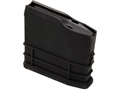 Legacy Sports Detachable Magazine for Remington 700 and Howa 1500 Long Action 300 Winchester Magnum 5-Round Polymer Black