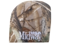 Product detail of MidwayUSA Beanie Fleece Polyester Realtree AP Camo