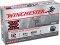 Winchester Super-X Ammunition 12 Gauge 2-3/4&quot; 1 oz Rifled Slug Box of 5