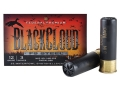 "Federal Premium Black Cloud Ammunition 12 Gauge 3"" 1-1/4 oz  BBB Non-Toxic FlightStopper Steel Shot Box 25"