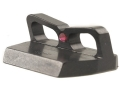 NECG See-Thru Rear Sight Blade Only Provides a .550&quot; Height Fiber Optic Red