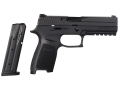 Sig Sauer P250 Caliber X-Change Kit Sig Sauer P250 Full Size 9mm Luger with 17-Round Magazine