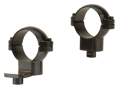 Leupold 1&quot; Quick-Release Rings Extended Front Gloss High