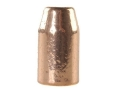 Rainier LeadSafe Bullets 45 Caliber (458 Diameter) 350 Grain Plated Flat Nose Box of 100 (Bulk Packaged)