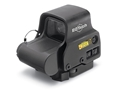 EOTech EXPS3-0 Holographic Weapon Sight 65 MOA Circle with 1 MOA Dot Reticle Matte CR123 Battery